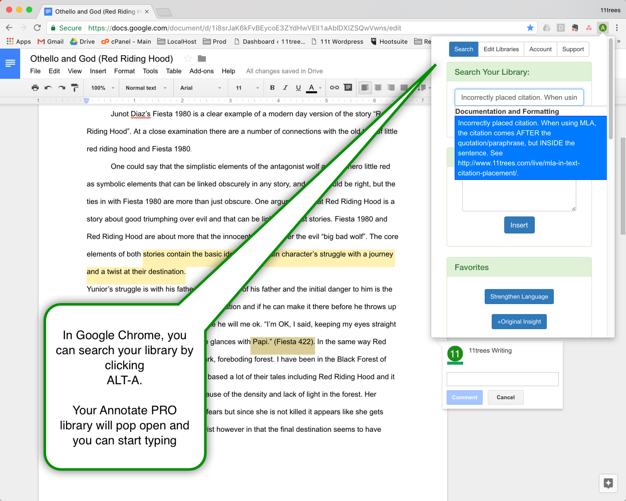 Slider7 Google Docs - Search